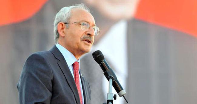 Kılıçdaroğlu şehit cenazesi için programını iptal etti