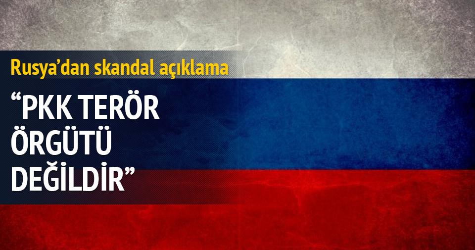 Rusya'nın Ankara Büyükelçişi: PKK terör örgütü değildir