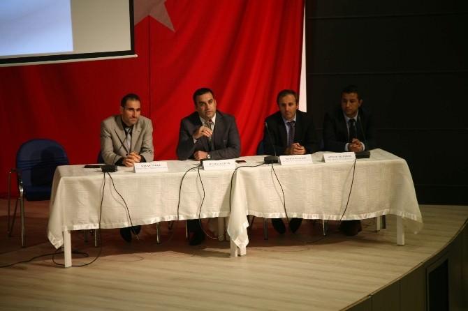Rize'de Okul Sporları Değerlendirme Toplantısı Yapıldı