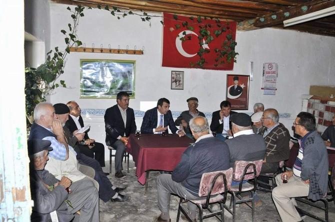 AK Parti Milletvekili Salih Çetinkaya: