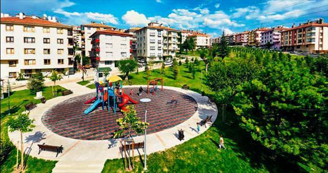 Altındağ'da iki yeni park daha açıldı