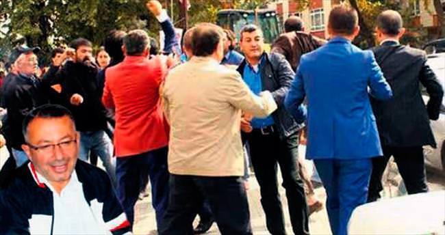 Halkevlerinden AK Partili adaya saldırı