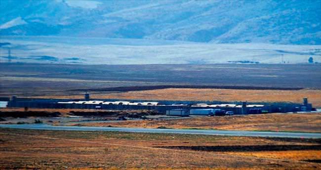 ABD Erbil'de askeri üs kurdu