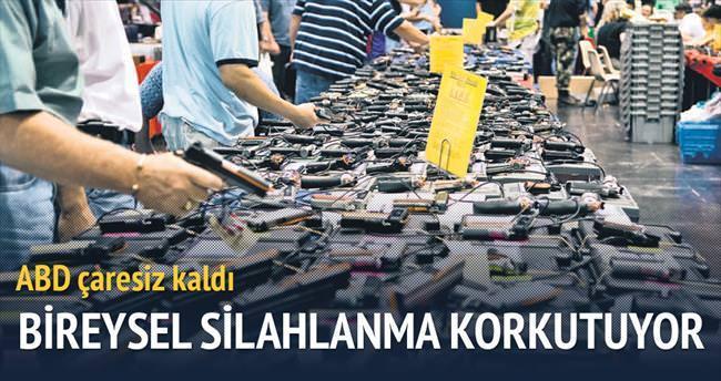 Bireysel silahlar savaştan çok öldürüyor