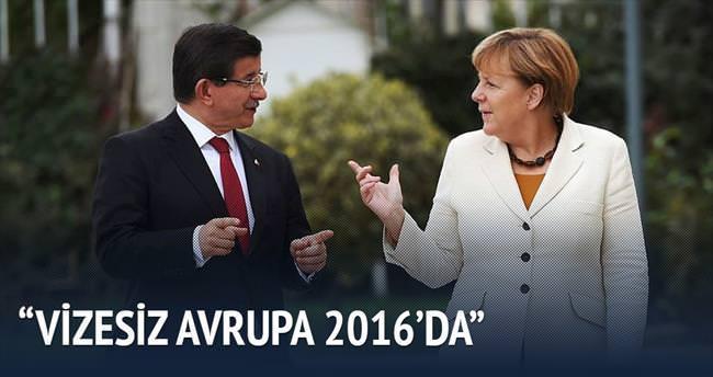 Vizesiz Avrupa 2016'da
