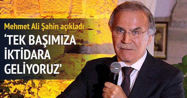 AK Partili Şahin: 276'yı aştık ve tek başımıza iktidara geliyoruz