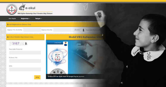 VBS - E Okul veli bilgilendirme sistemi giriş nasıl yapılır?