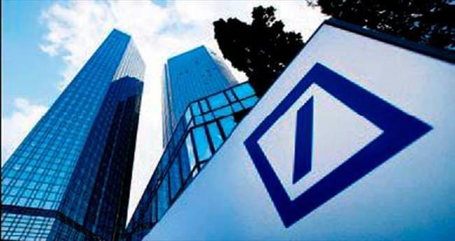 Deutsche Bank'ta radikal değişim