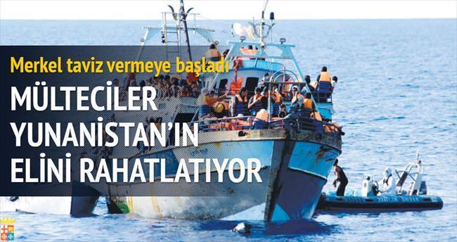 Mülteci krizi Komşu'da kemeri bollaştırıyor