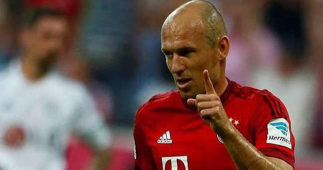 Fenerbahçe, Arjen Robben'in menajerini çağırdı