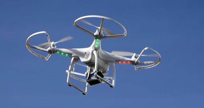 Drone'lar kayıt altına alınıyor