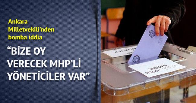 AK Partili Mallı'dan İlginç İddia
