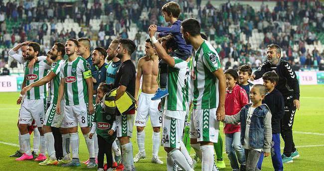 Torku Konyaspor'dan tarihi performans