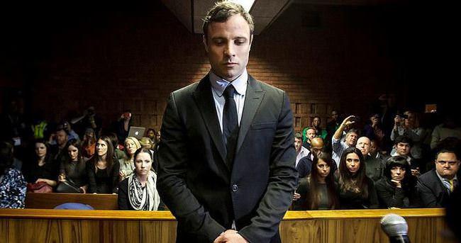 Oscar Pistorius'e ev hapsi
