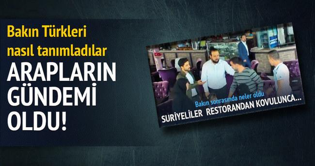 Arap medyası: Türkler sınavdan geçti