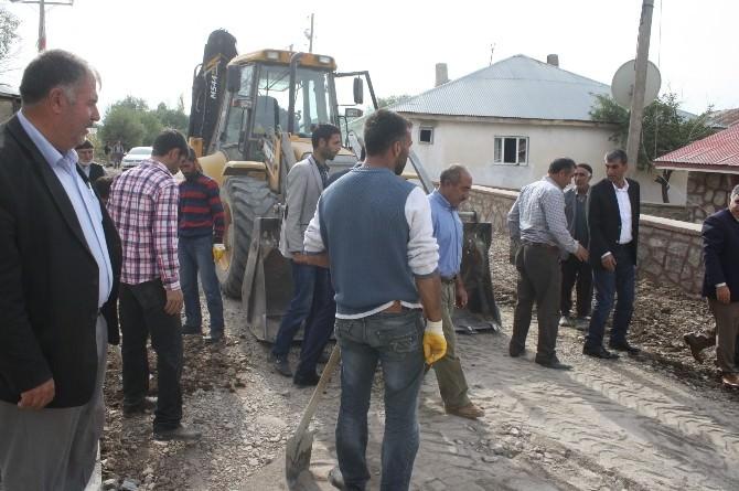 Muş'un Köyleri Çamurdan Kurtuluyor