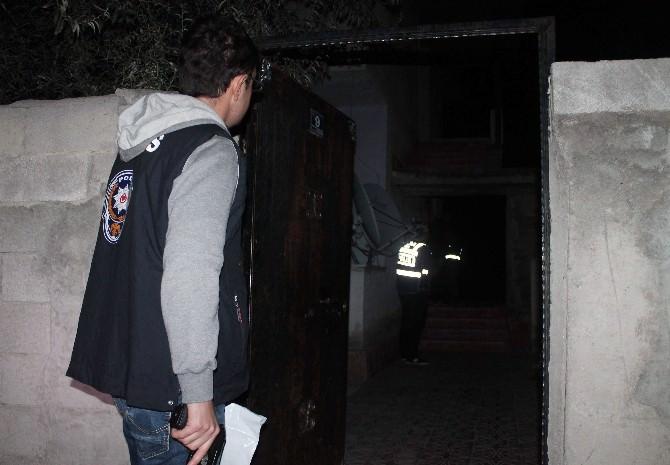 Konya'da PKK'nın Gençlik Yapılanmasına Operasyon