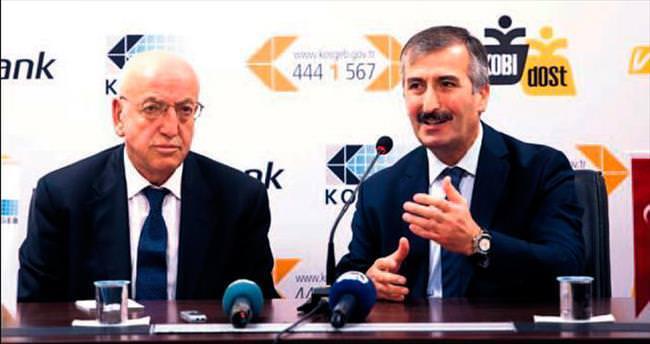 Vakıfbank'tan KOBİ'ye 60 ay vadeli kredi fırsatı