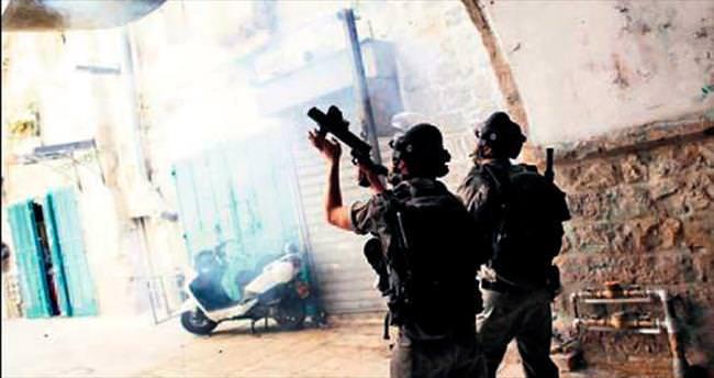 İsrail şiddetine 21 günde 45 kurban