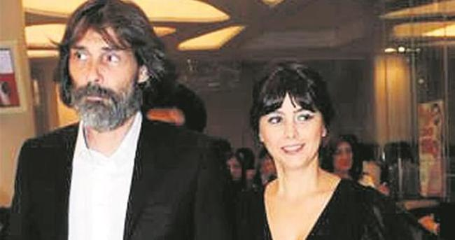 Erdal Beşikçioğlu eşiyle aynı sahnede