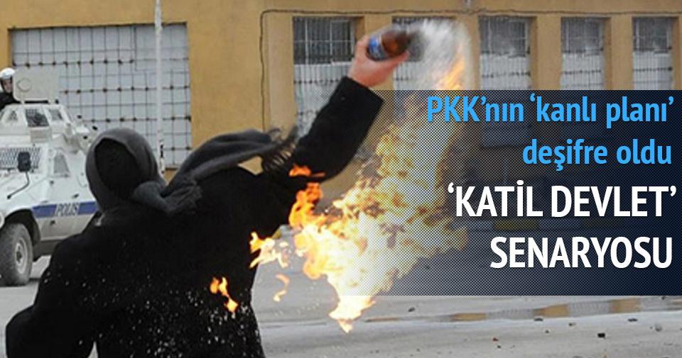 PKK'nın 'kanlı planı' deşifre oldu