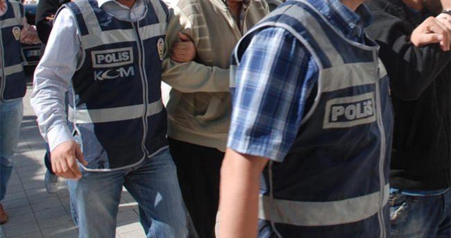 DBP'li ilçe başkanı gözaltına alındı