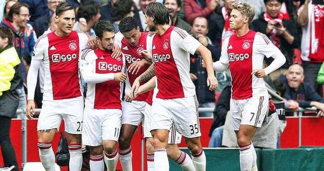 Ajax, Fenerbahçe maçı için İstanbul'da