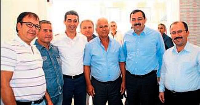 DSP'li Başkan 'İstikrar' dedi