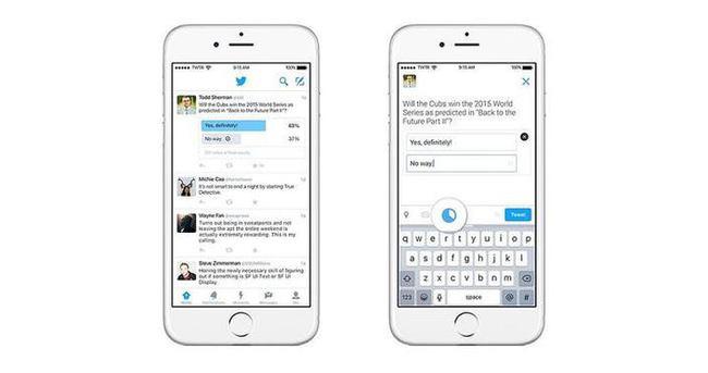 Twitter, anket özelliğini kullanıma açtı