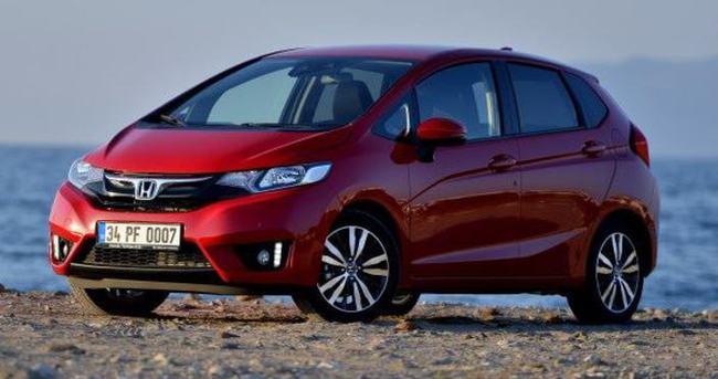 Işte Yeni Honda Jazzın Fiyatı Otomobil Haberleri