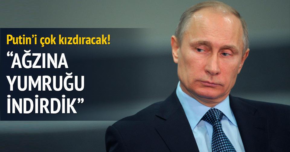 Poroşenko: Rusya'ya yumruğu indirdik