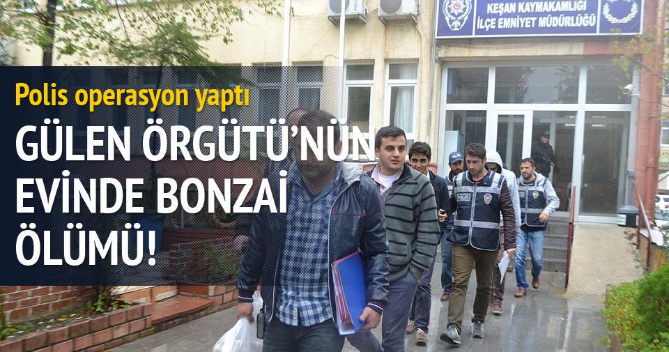 Gülen Örgütü'nün evinde kalan genç bonzai kurbanı!