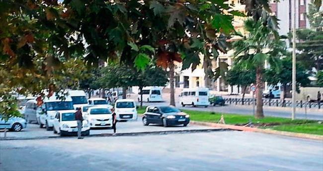 Türkmenbaşı Bulvarı'nda bitmeyen yol yapım çalışması