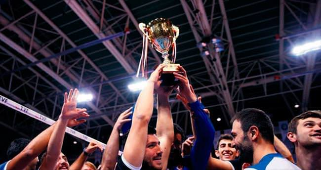 Şampiyon Halkbank