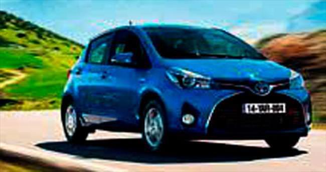 Toyota takas desteği sunuyor