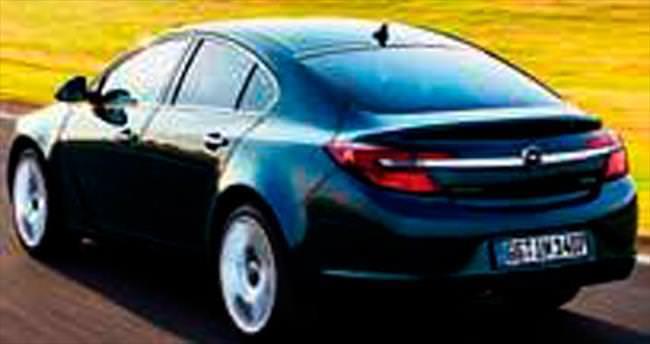 Opel Insignia'ya dizel otomatik dopingi