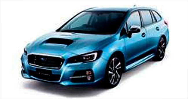 Subaru'nun yeni aile otomobili