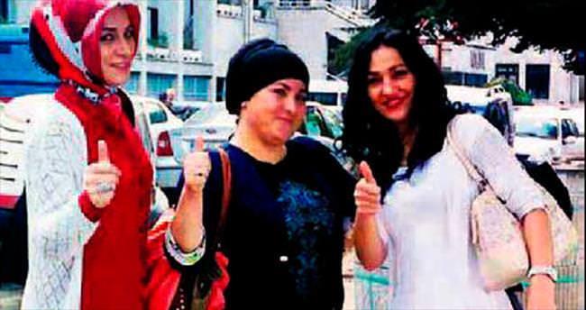 Kadın döven üç kadına ceza