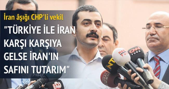 İran âşığı CHP'li vekil