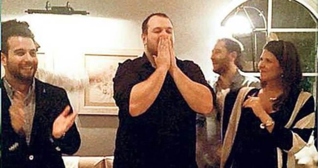 Şahan Gökbakar'a 35 yaş sürprizi