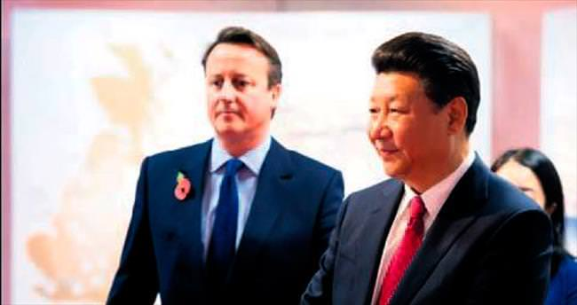 Çin liderine bira ısmarladı