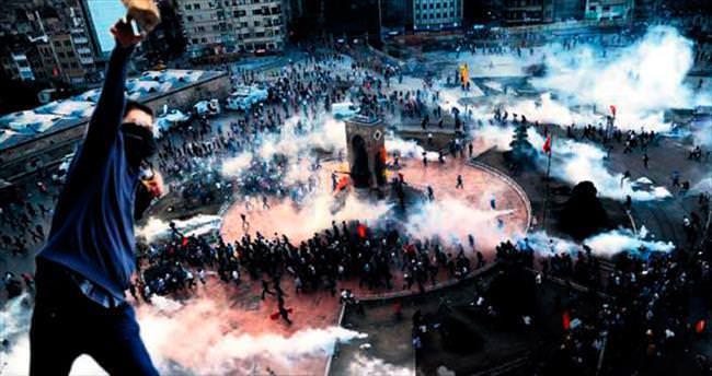 Gezi'de 244 kişiye ertelemeli cezalar