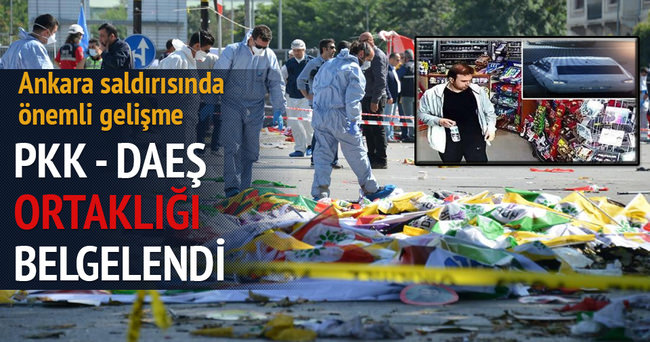 Ankara katliamında DAEŞ-Kandil kardeşliği