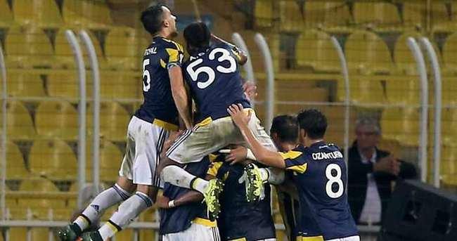 Fenerbahçe'nin muhtemel 11'i