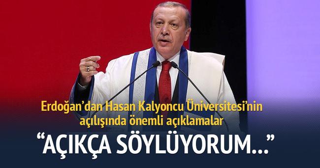 Erdoğan: Kuzey Suriye'yi bunların planlarına kurban etmeyeceğiz