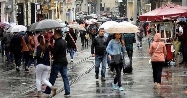 Meteoroloji'den kritik yağış uyarısı