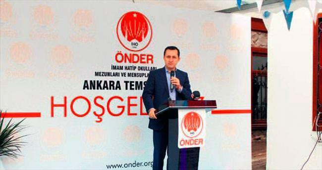 ÖNDER'in Ankara temsilciliği açıldı