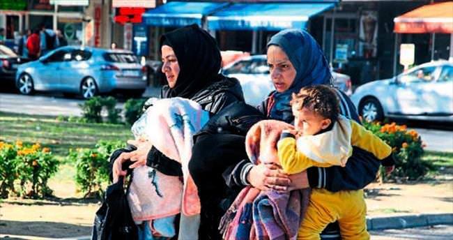 Suriyelileri çetin bir kış bekliyor