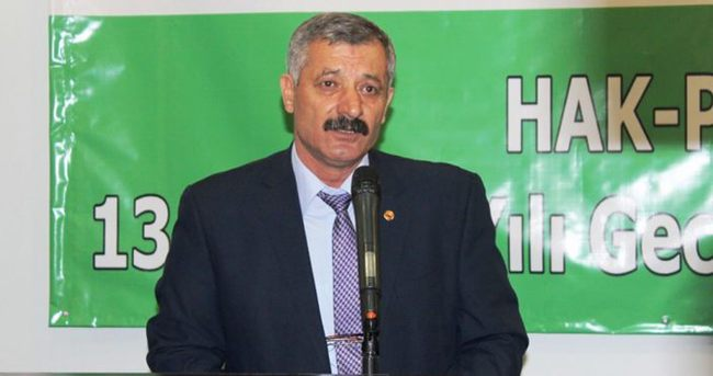 Fehmi Demir PKK şiddet eylemlerini derhal durdurmalı demişti!