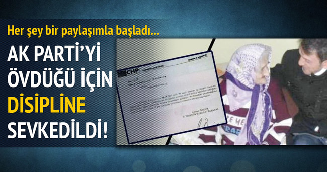 İşte CHP'nin muhalefet zihniyeti!